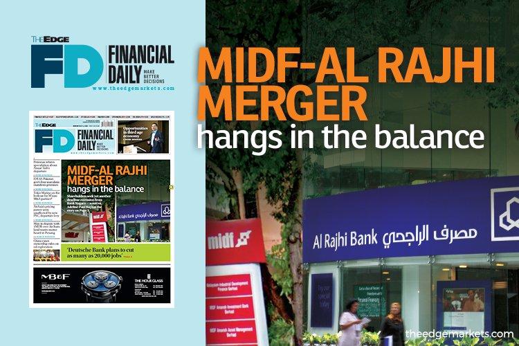 MIDF-Al Rajhi合并悬而未决
